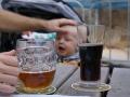 Jednou ochutnal pivo a už chce pořád. :) (foto David)