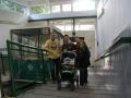 Cestou na Petřín. (foto David)