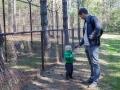 Místní zoo v Iowě.