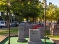 Sculpture Park - minigolf.