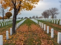 Fort Snelling National Cemetery.