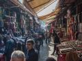 Přilehlá ulička Grand Bazaaru.