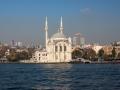Ortakoy Mosque.