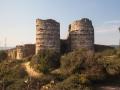 Zbytky pevnosti - škoda, že byla zavřená.