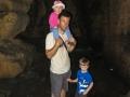 Cestou bylo několik jeskyní...
