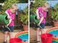 Najdi pět rozdílů :) Časový rozdíl mezi fotkama je asi tři minuty.