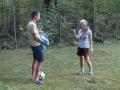 Vzájemné focení rodičů s Pepkem.