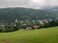 Z druhé strany nad Bedřichovem.