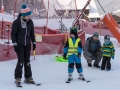 Druhý den lyžování byl už úplně o něčem jiném.